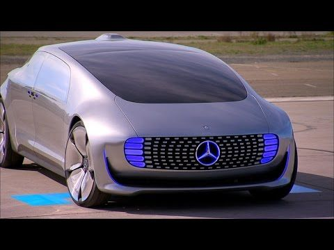 CNET on Cars: Mercedes F 015: Car of the future, Ep. 62 - YouTube