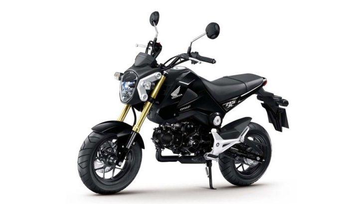 2014 Honda Grom Price Announced in Canada