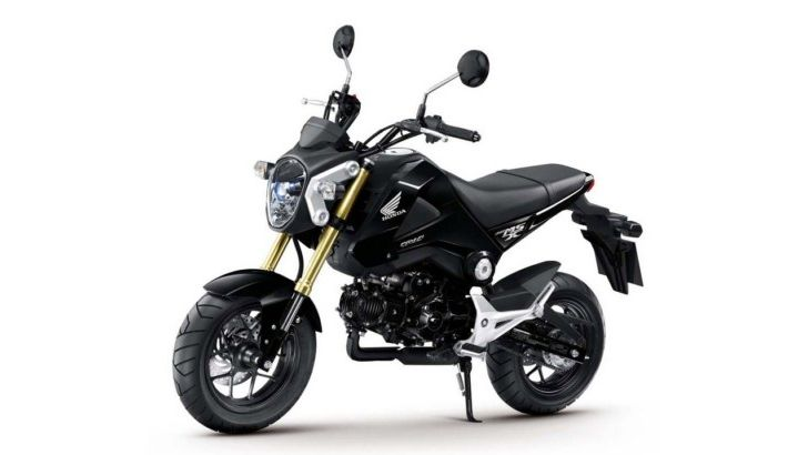 2014 Honda Grom Price Announced in Canada