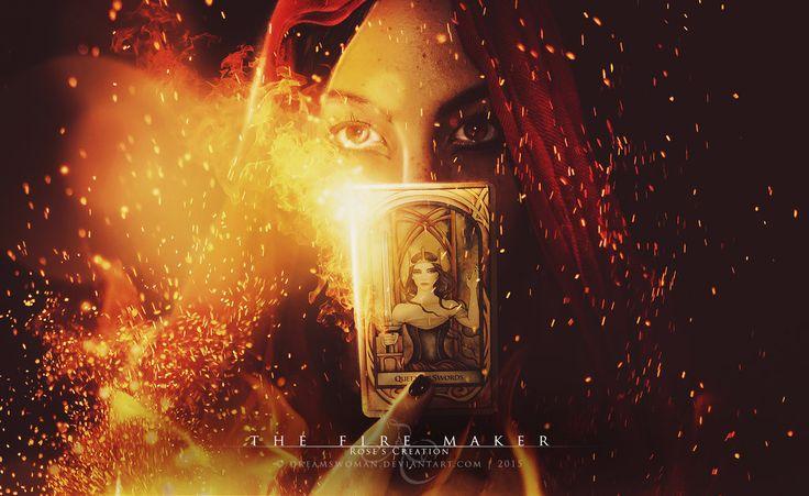 The Fire Maker by dreamswoman on DeviantArt