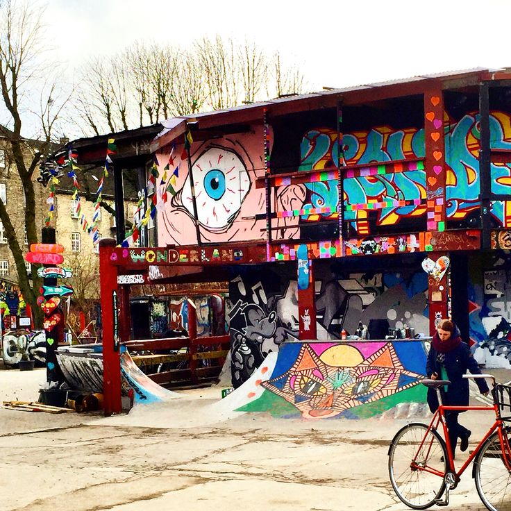 Freetown Christiania, Copenhagen