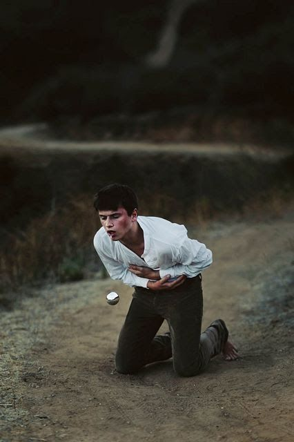 What makes a good photographer? Well, if it has anything to do with being able to capture the human spirit in its most vulnerable state, then 21-year-old Alex Stoddard is one hell of a photographer. One glimpse at his photos and it's clear that the Los Angeles-based lensman, who was named one of