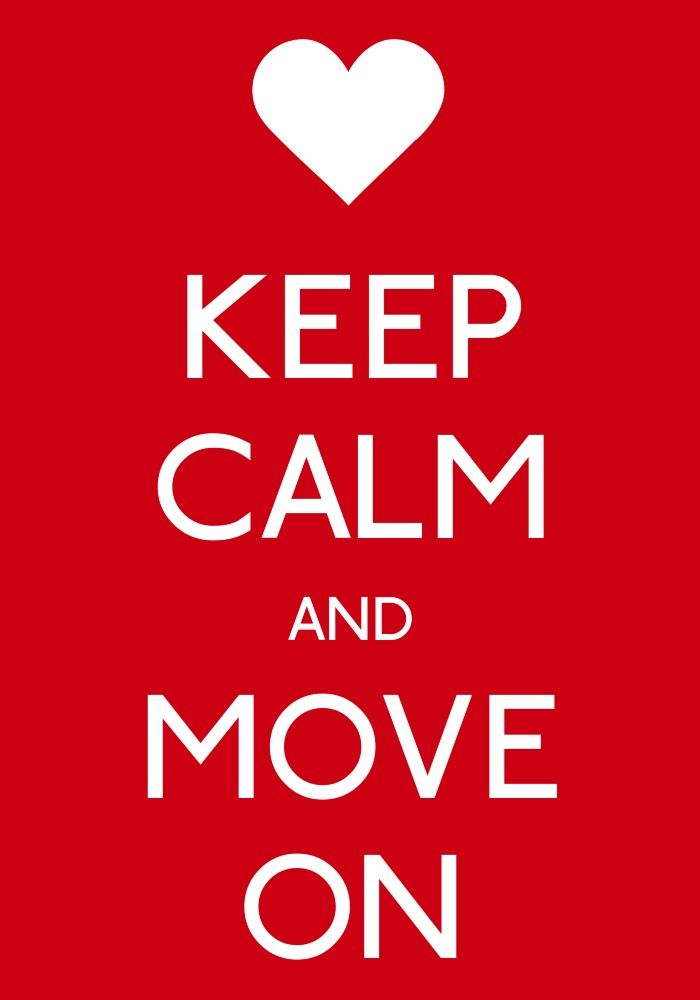 Move on  | Via motivationalmovingonquotes.tumblr.com | #quotes #moving_on