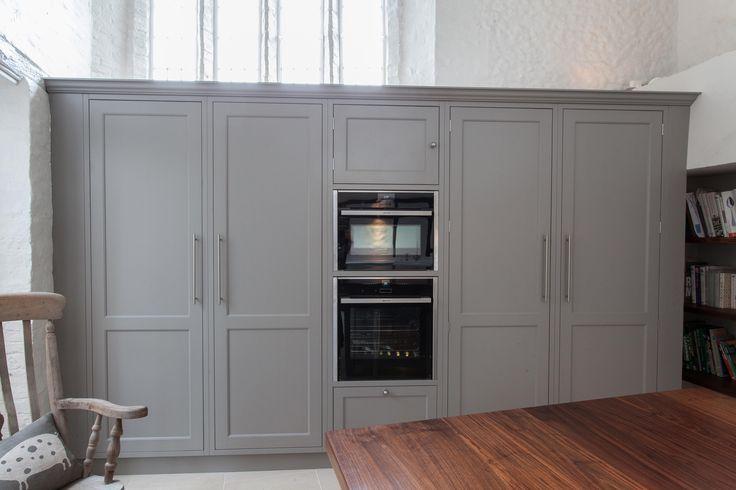 Kitchen storage | Anthony Edwards Kitchens