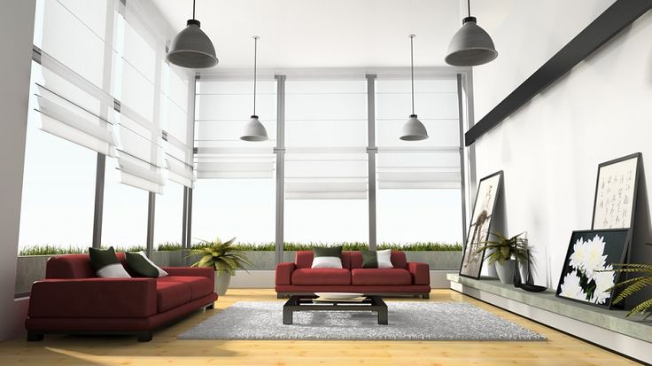 Make Your Home Look Good with Custom Blinds  #CustomBlinds