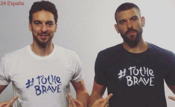 Los hermanos Gasol se suman a la lucha contra el cáncer infantil