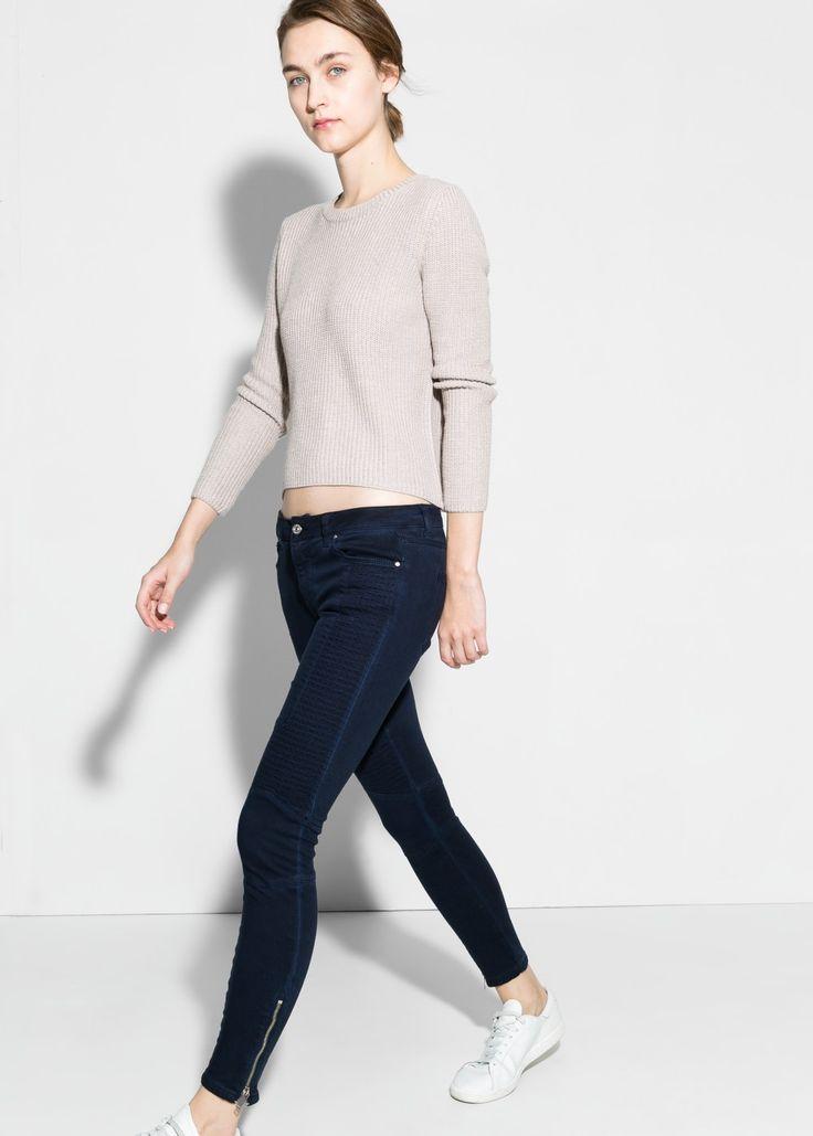 MANGO - Skinny Angel jeans #JEANS #FW14 #NEW