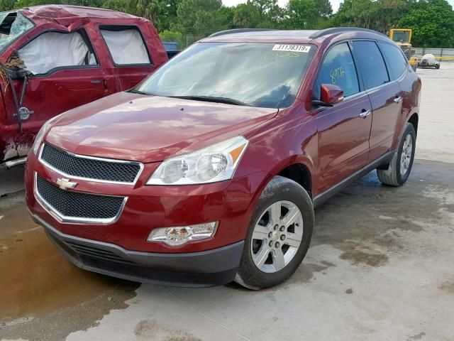 2010 Chevrolet Traverse L 3 6l 6 For Sale At Autobidmaster