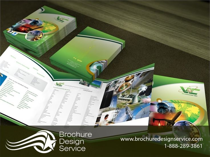 Best Large TriFold Brochures Images On   Brochures