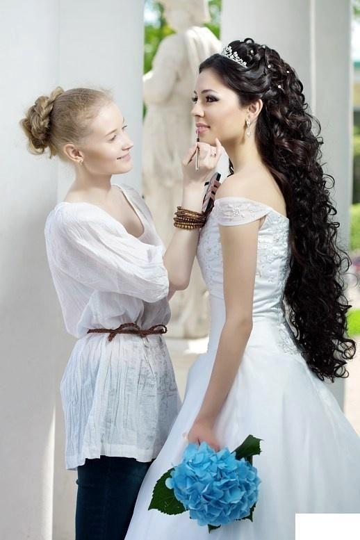 arabic hairstyle