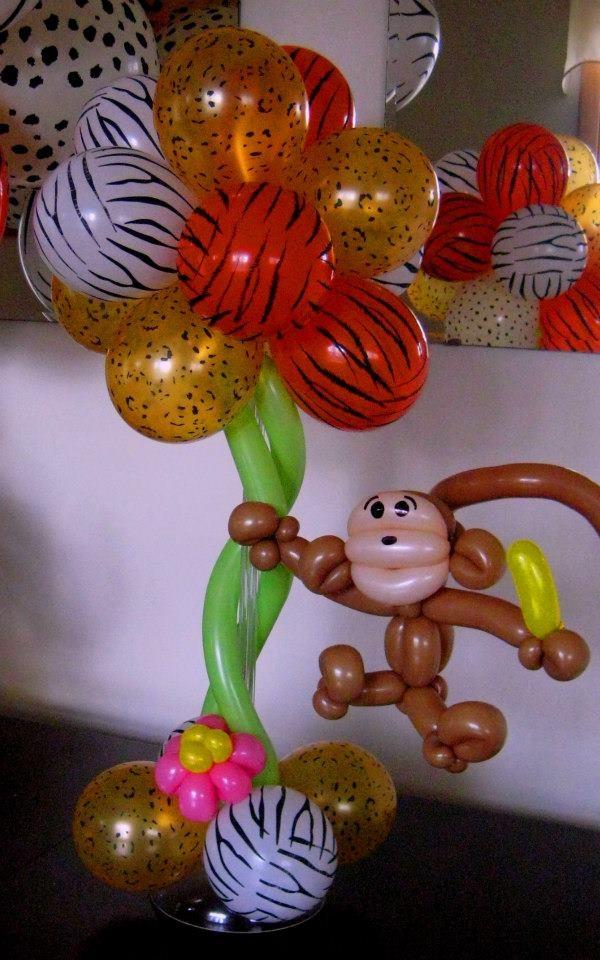 69 best Balloons - Jungle & Safari images on Pinterest ...