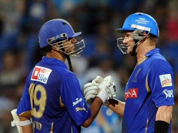 #IPL 2012: #RahulDravid returns to fill in Shane Warne's legacy at Rajasthan Royals-- Jaipur: April 5, 2012     A recently-retired Rahul Dravid will look to take forward the legacy of the inimitable Shane Warne when he returns to the field as Rajasthan Royals captain who will take on Kings XI Punjab in their lung opener of the fifth Indian Premier League at Jaipur on Friday.