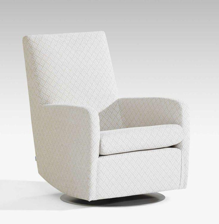 Kotimainen, selkeälinjainen AIR-lepotuoli on mukava istua. Laulumaa Huonekalut