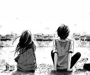 Manga couple tumblr cute couplz anime cartoon - Image manga couple ...