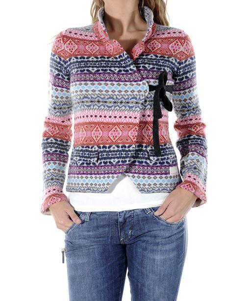 Odd Molly - Lovely Knit Cardigan 233M Multi