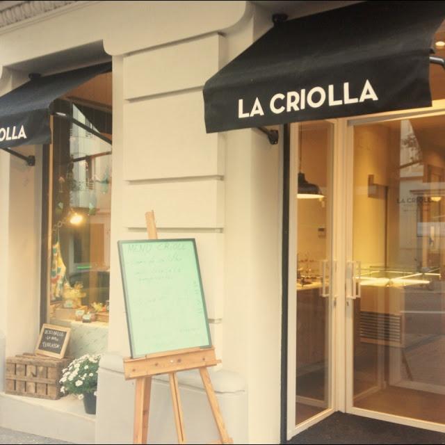 La Criolla, Barcelona: Nuevo restauarnte en Sarria. Ideal para brunch's y meriendas.