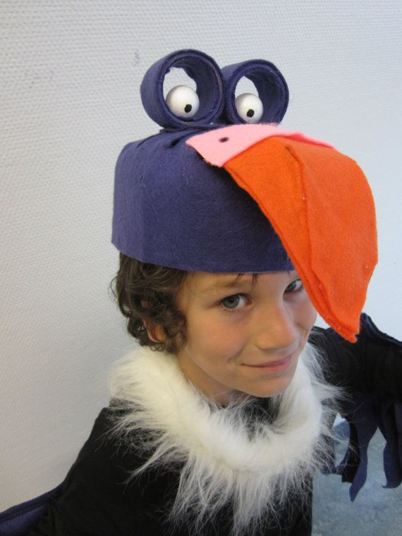 Jungle Book Vultures Costume | Upcycled Steampunk Clothing, Vulture Costume, Jungle Book Costume ...