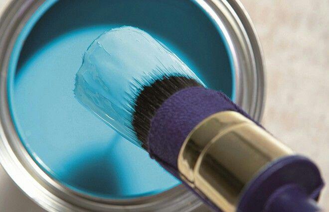 25 beste idee n over blauwe keuken verf op pinterest - Kleur blauwe verf ...