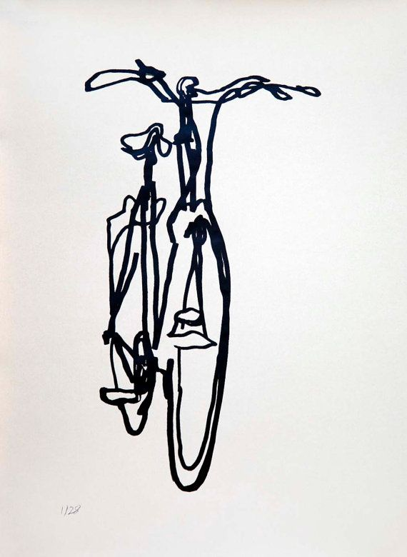 25 Unique Bicycle Art Ideas On Pinterest Bike Art Diy Bike