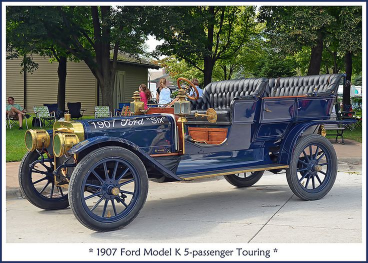 1907 Ford Model K Touring   Flickr - Photo Sharing! ▓█▓▒░▒▓█▓▒░▒▓█▓▒░▒▓█▓ Gᴀʙʏ﹣Fᴇ́ᴇʀɪᴇ ﹕ Bɪᴊᴏᴜx ᴀ̀ ᴛʜᴇ̀ᴍᴇs ☞  http://www.alittlemarket.com/boutique/gaby_feerie-132444.html ▓█▓▒░▒▓█▓▒░▒▓█▓▒░▒▓█▓