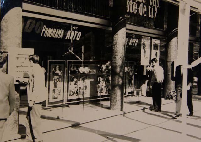 Cinema Liceo, carretera de Sants. 1961