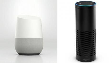 Versus: Google Home vs Amazon Echo Read more Technology News Here --> http://digitaltechnologynews.com Google Home vs Amazon Echo  We can't wait to have robot butlers. Sure this might lead to a very small chance of a robot revolution and the destruction of humanity as we know it but it's a small price to pay for the possibility of one day having a lovely cup of coffee brought to you while you lay in bed on a Sunday morning.  We might not quite be at the point where robots hand-deliver food…