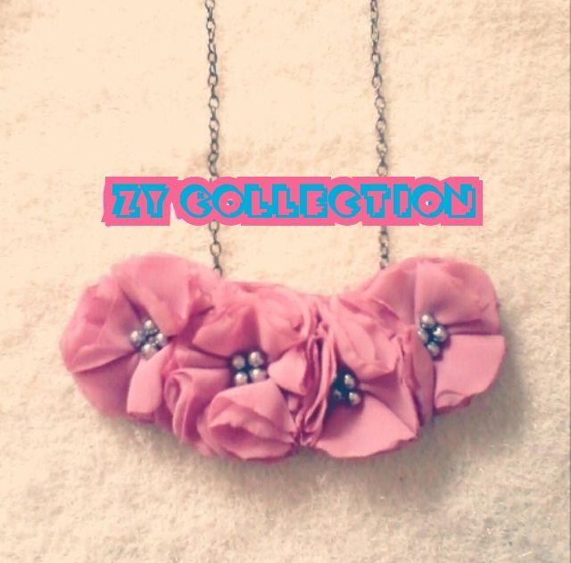kalung bunga mutiara, IDR 30.000