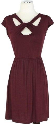 Berry Pretty Dress