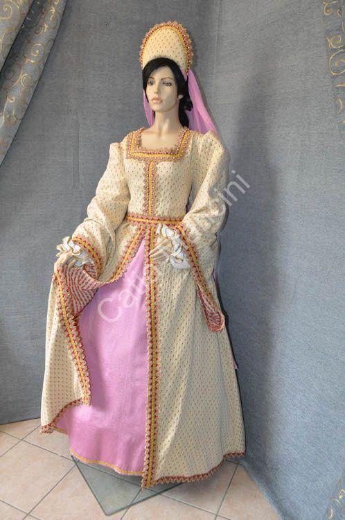 Vestito Medievale Femminile (12)