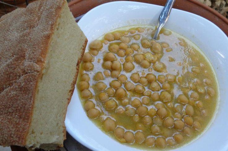 Ρεβύθια σούπα.!!