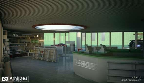 benzinarie concept 1 interior 8