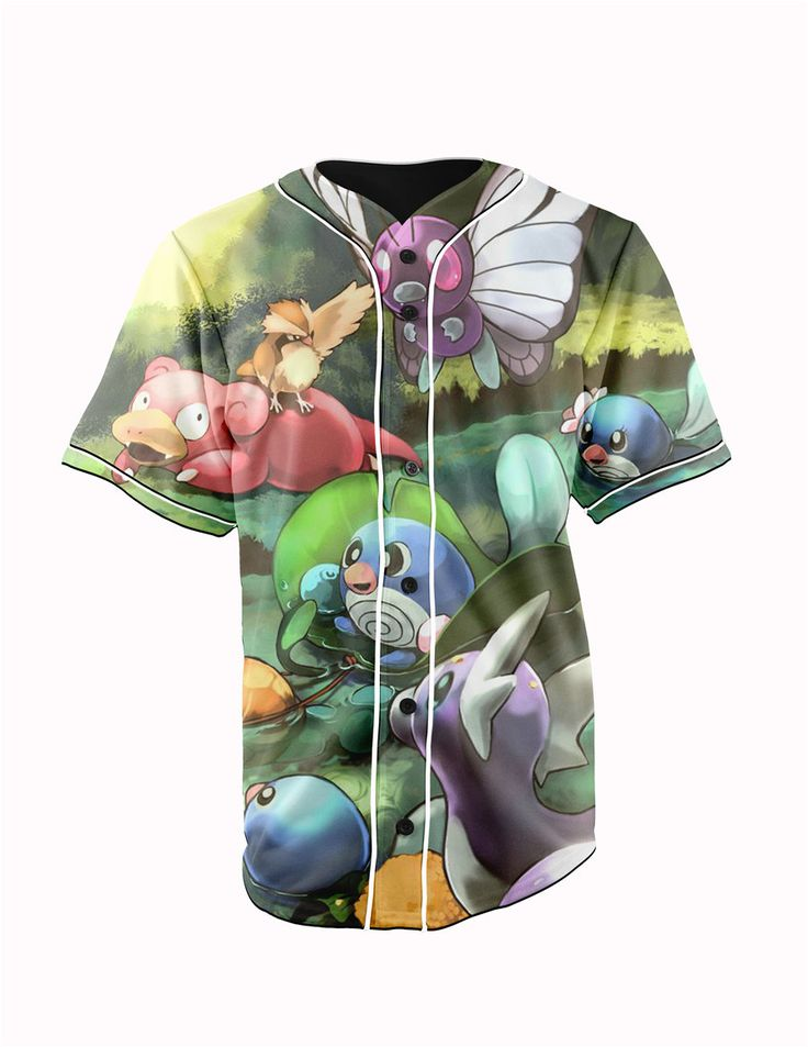Pokemon Green But... http://www.jakkoutthebxx.com/products/real-usa-size-pokemon-3d-sublimation-print-custom-made-green-button-up-baseball-jersey-plus-size?utm_campaign=social_autopilot&utm_source=pin&utm_medium=pin #alloverprint #mall #style #trending #shoppingaddict  #shoppingtime #musthave #onlineshopping #new