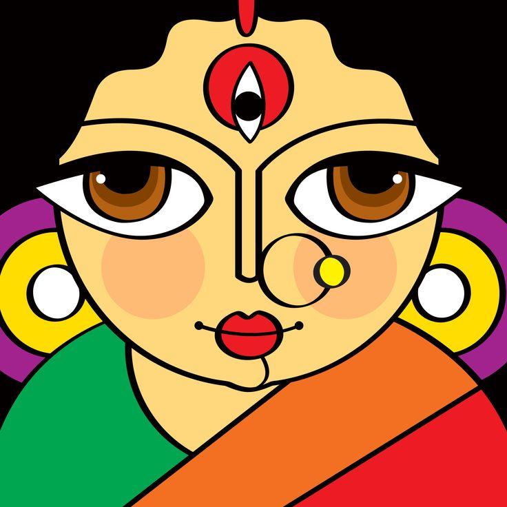 Durga - Apeejay Kolkata Literary Festival 2016