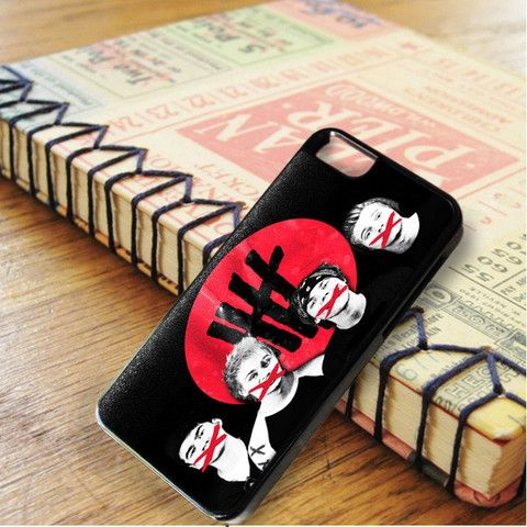 5sos 5 Second Of Summer Band Music iPhone SE Case