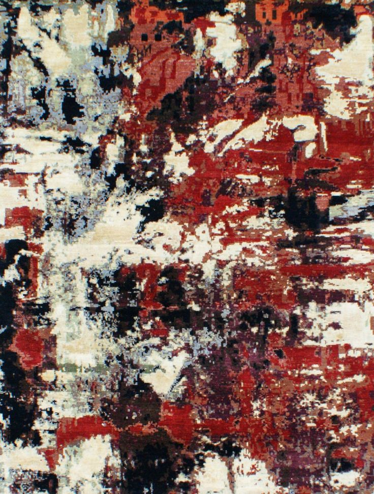 Colours of Life 2095B by Bazaar Velvet Contemporary Rugs