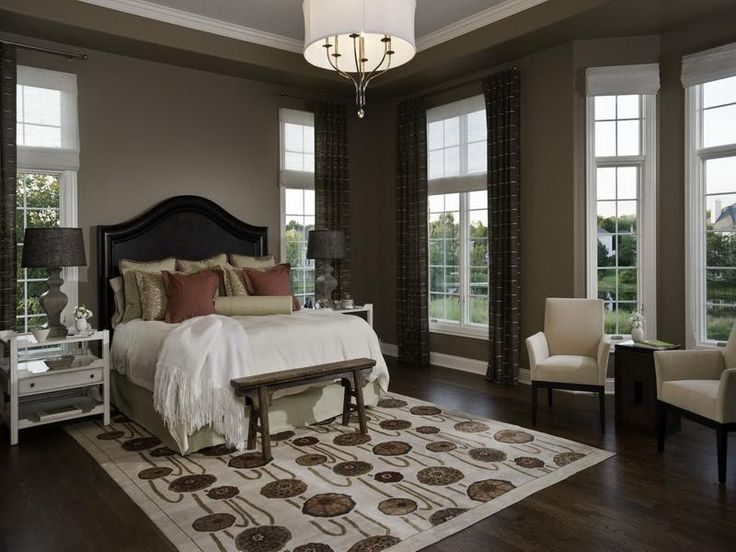 Ordinary Window Treatment Ideas For Master Bedroom Part - 6: Bedroom Long Window Treatments ~ Http:--topdesignset.com-completes-your. Bedroom  DesignsMaster ...