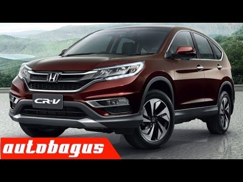 2017 Honda CRV EXL Walkaround Exterior and Interior Review