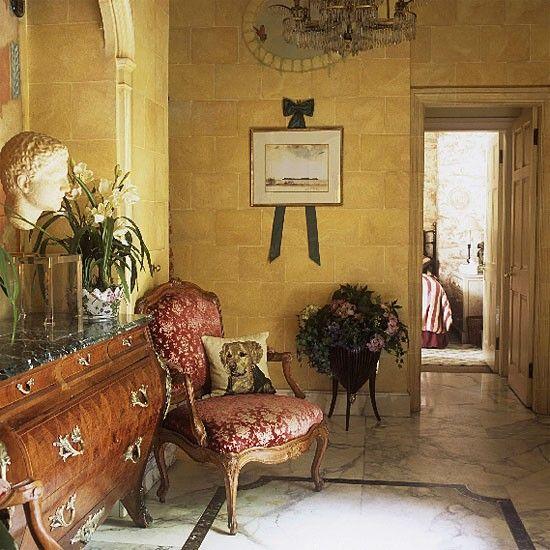 Perfect Victorian Hallway
