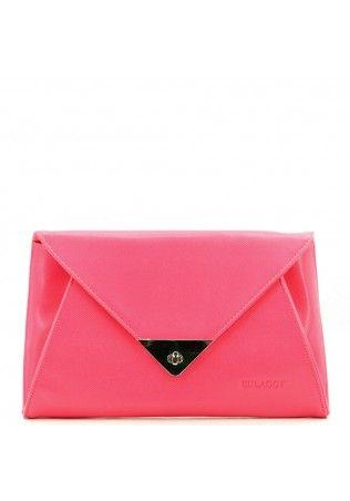 Bulaggi envelop tas Roze