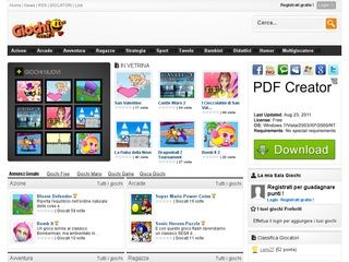 Giochi in flash gratis per tutti: www.giochi-free.it