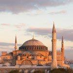 48. Hagia Sophia-Turkey