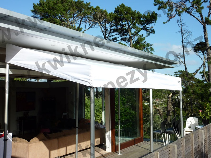 Pvc Deck Awning Frame Google Search Outdoor Desgin