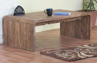 Goa Coffee Table with soft curved edges Michael Murphy Furniture Coffee Tables.