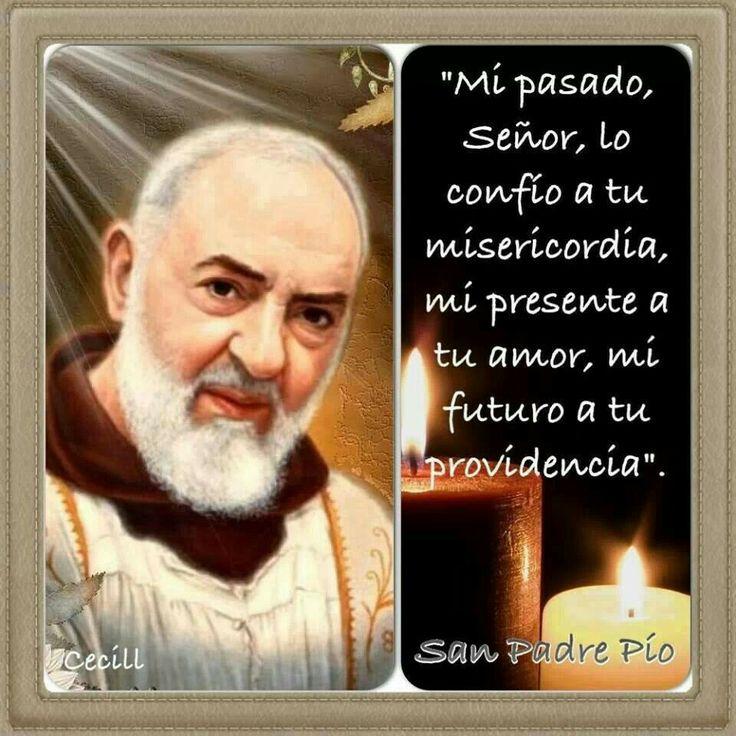 Oración Padre Pio
