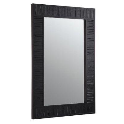 "Kohler Mersing 24"" W x 36"" H Wood-Frame Mirror"