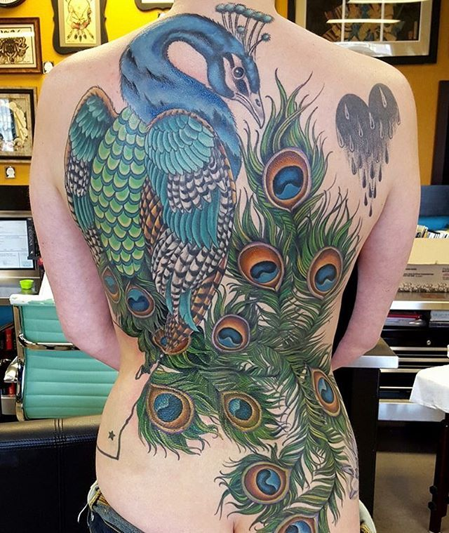 Tattoo Ideas Peacock: Best 25+ Peacock Feather Tattoo Ideas On Pinterest