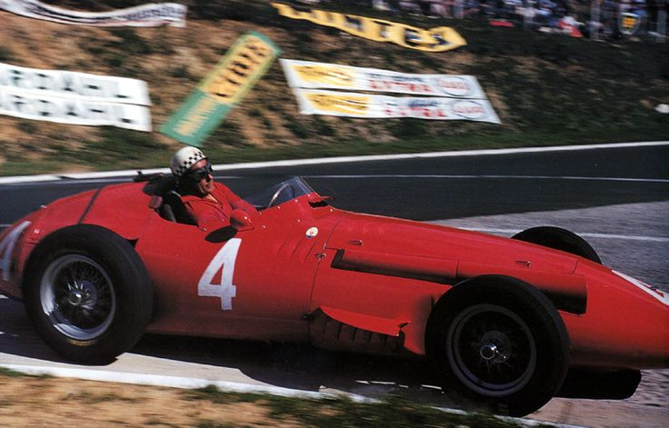 Jean Behra, Maserati