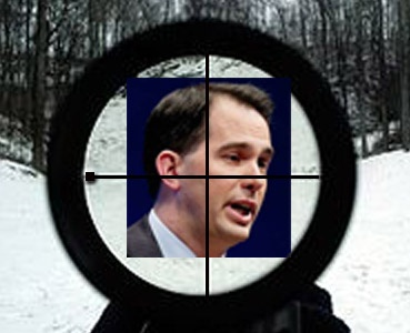 """""""Kill Scott Walker"""": Angry libs flood Twitter with death threats after Wisconsin recall defeat"""