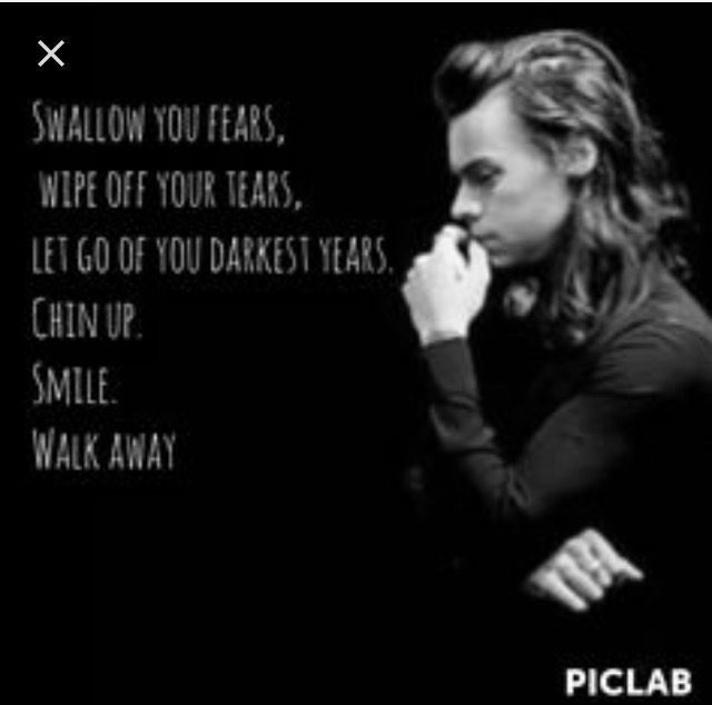 One direction quotes harry