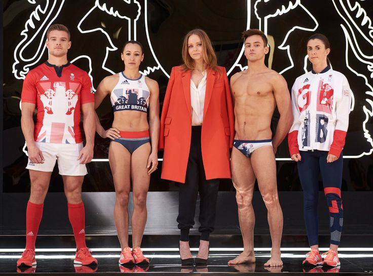 ESC: Olympic Team Kits, Great Britain